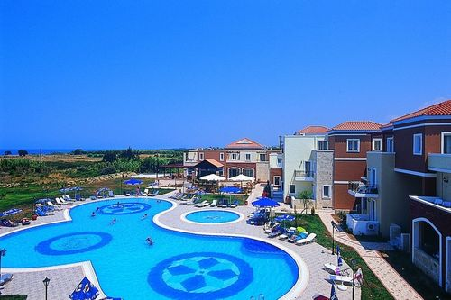 Chrispy World Hotel - Kolimpari Chania