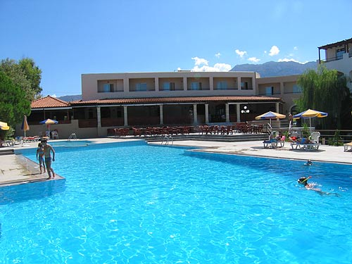 Eliros Beach Hotel - Georgioupoli, Chania