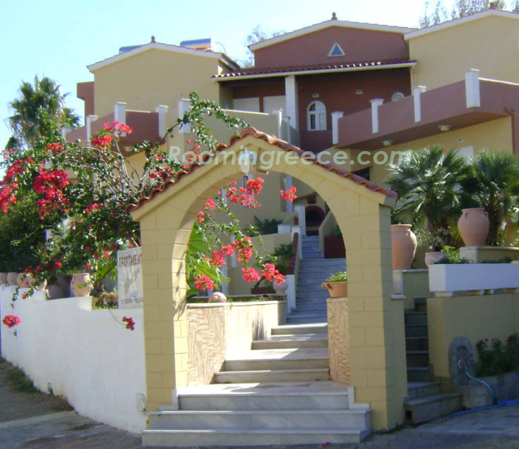 Heaven Apartments - Agia Marina (Chania)