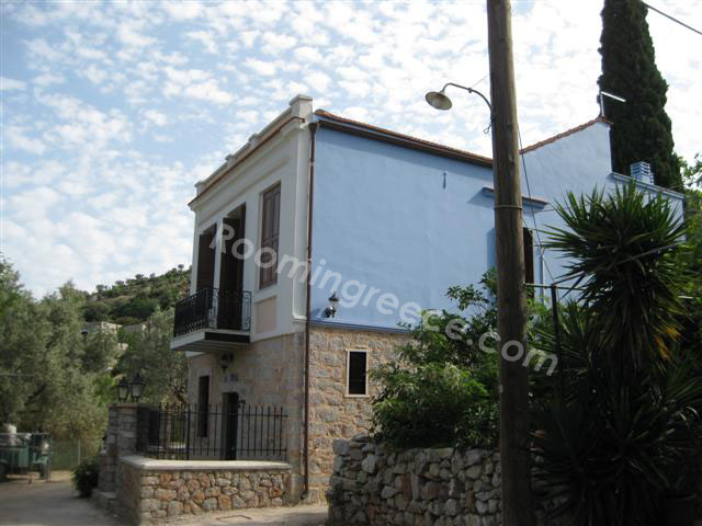 Ianthe-Traditional Hotel Vessa (Chios island)