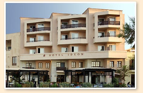 Ideon Hotel and Apartments - Rethymno