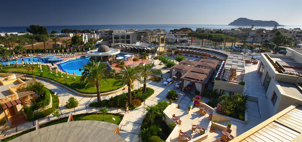 Minoa Palace Resort & Spa Hotel - Platanias, Chania