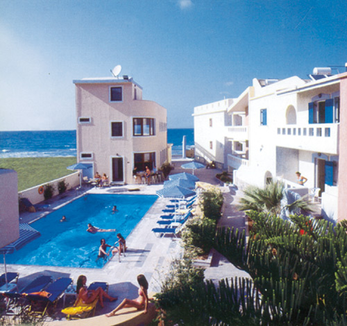 NIROS BEACH APARTMENTS - ������������� �������