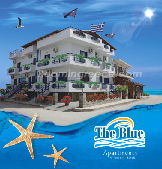 THE BLUE BEACH APARTMENTS - Διαμερίσματα