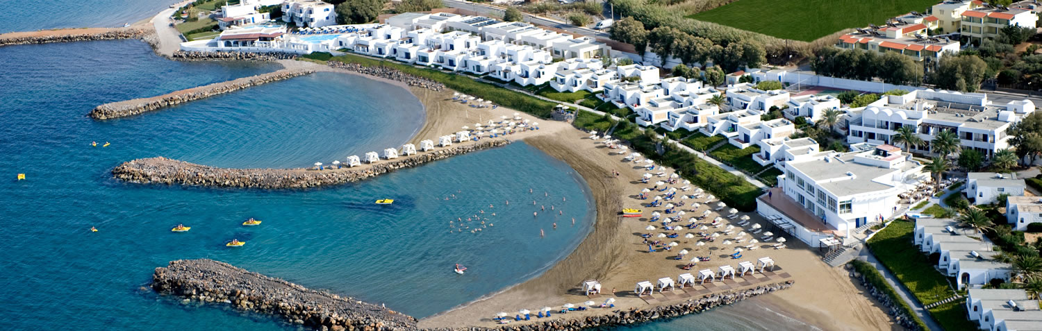 KNOSSOS BEACH HOTEL & BUNGALOWS - Ξενοδοχείο