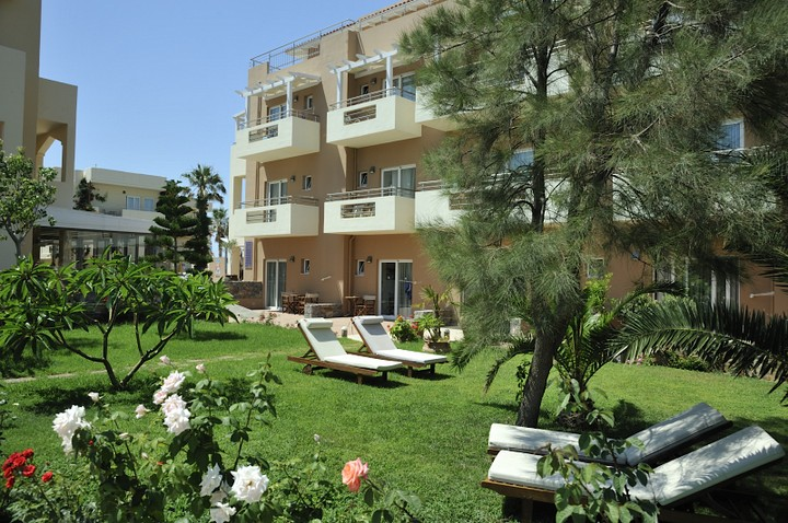 HIGH BEACH BOUTIQUE HOTEL - Ξενοδοχείο