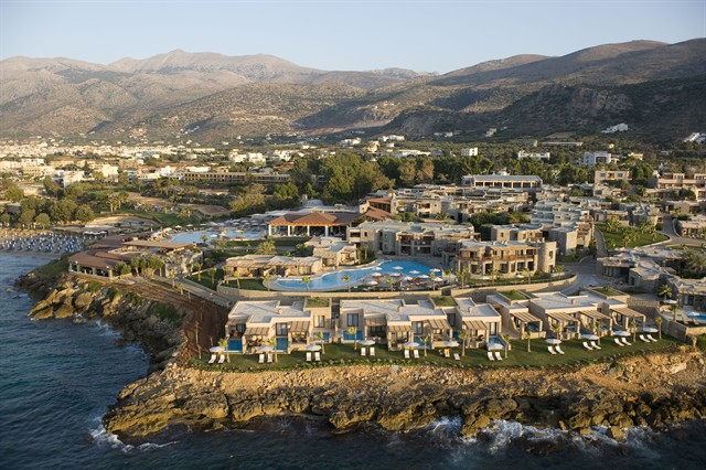 IKAROS BEACH LUXURY RESORT & SPA - Ξενοδοχείο