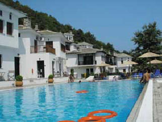 PILION HOLIDAY CLUB HOTEL - Tsagarada Pilio