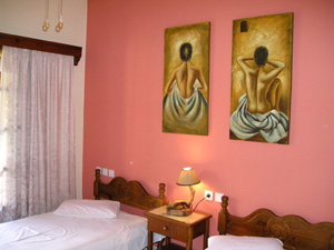 Diamantoula Rooms