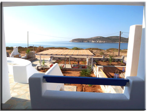 Antiparos Beach Studios & Apartments